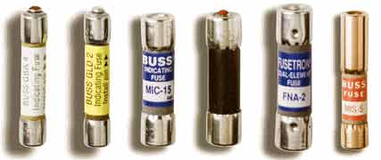 Pin Indicating Type Fuses